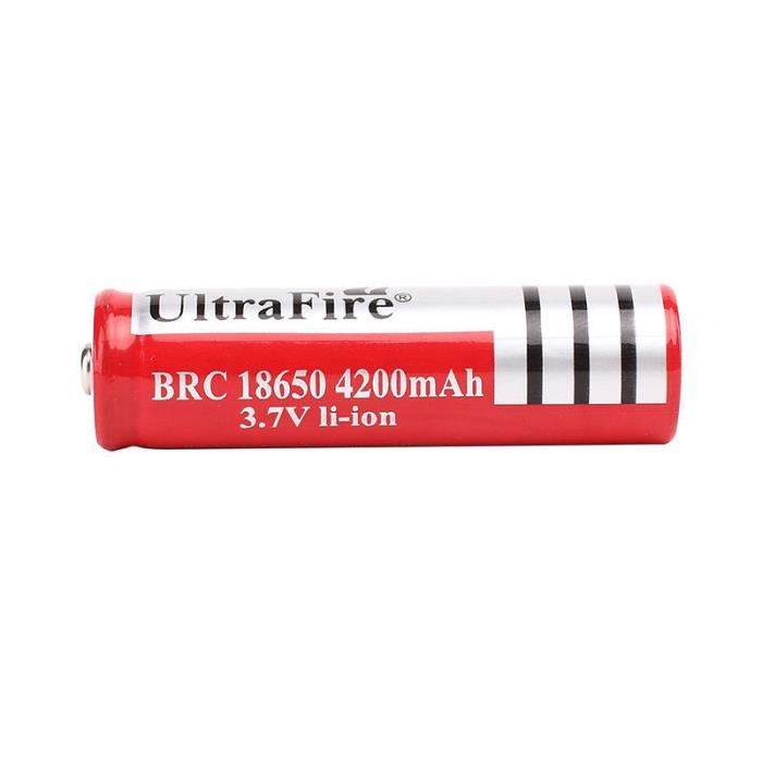 Ultrafire 4200mAh batteri
