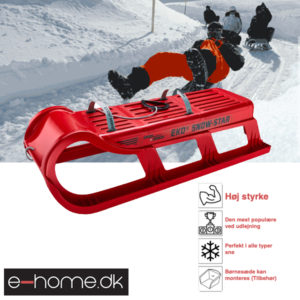 EKO® SNOW-STAR 100 RØD_490006_e-home