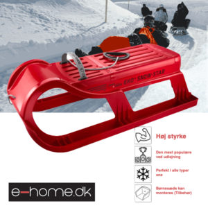 EKO® Snow-Star 80 Rød
