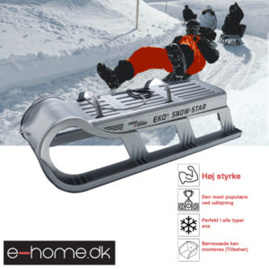 EKO® SNOW-STAR 100 SØLV_490003_e-home